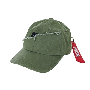 바잘Military type-2 damage ballcap 카키볼캡 모자