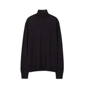 앤더슨벨ANDERSSON ROLL NECK SWEATER atb225m 블랙터틀넥