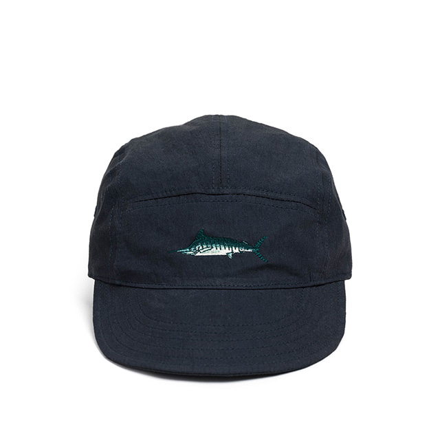 와일드브릭스SAILFISH CAMP CAP (navy)