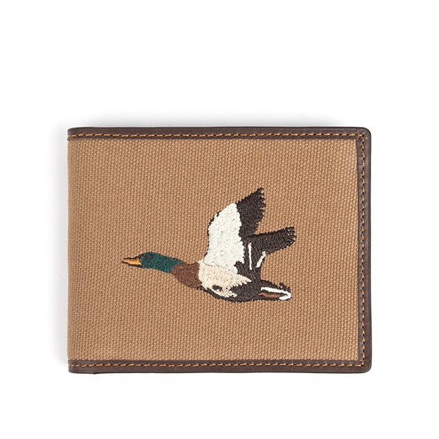 와일드브릭스MALLARD WALLET (dark brown)