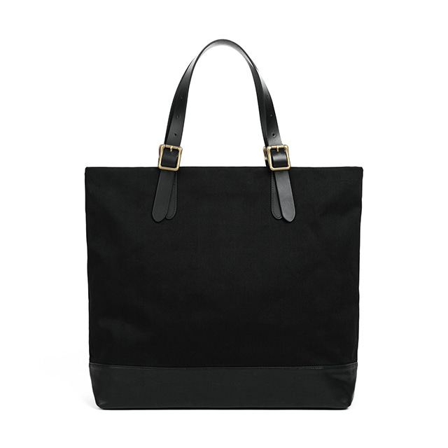 와일드브릭스CONVERTIBLE TOTE BAG (black)